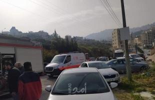 وفاة مواطنين بحادث سير في جنين