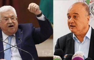 عباس يقرر إقالة د.القدوة من رئاسة مؤسسة ياسر عرفات وعضوية مجلس أمنائها