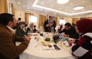 مركز الإعلام المجتمعي ينظم جلسة تفاعلية مع مشاركين مشروع كياني