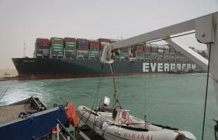 الإمارات تبعث برسالة إلى مصر حول أزمة قناة السويس
