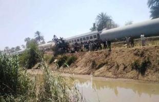 دول تعزي مصر بضحايا حادث القطارين
