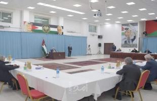"""مركزية فتح تقر """"قواعد تشكيل قائمتها الانتخابية..وعباس يطالب """"الرباعية"""" الضغط على إسرائيل"""