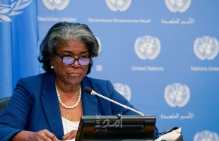 مندوبة أمريكا بمجلس الأمن: اتصالات مع مصر وقطر من أجل التوصل إلى هدوء مستدام في قطاع غزة
