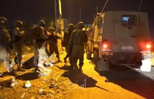 محدث.. جيش الاحتلال يشن حملة اعتقالات بين المواطنين في الضفة والقدس- أسماء