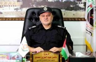 """غزة: ناصر مصلح يتسلم مهام """"وكيل داخلية حماس"""" رسمياَ"""