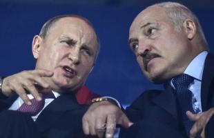 لوكاشينكو ينفي محادثاته مع بوتين حول إقامة قواعد روسية في بيلاروس