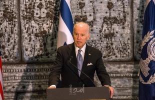 بوليتيكو: بايدن لا يخطط لحل الصراع الإسرائيلي الفلسطيني