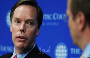 أكسيوس: بايدن يتجه لتعيين نيكولاس بيرنز سفيرا لدى الصين