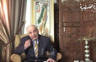 """محدث.. فصائل وشخصيات ينعون المناضل الوطني """"محمود الخالدي"""""""