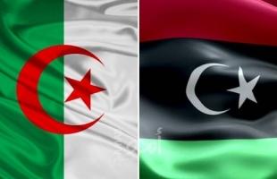 """وزير الخارجية الجزائري يبحث مع ليبيا """"آفاق التسوية السياسية"""""""
