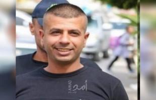 الأسير سواركه يدخل يومه الـ 48 بالإضراب عن الطعام رفضًا لإعتقاله الإداري