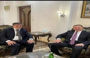 عبد الهادي يبحث مع سفير روسيا لدى سوريا آخر مستجدات الأوضاع في فلسطين