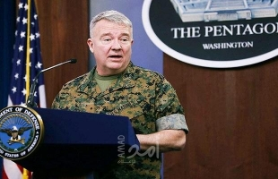 """جنرال أمريكي: الضربة السورية داخل إسرائيل """"غير متعمدة"""" وتبين """"عدم الكفاءة"""""""