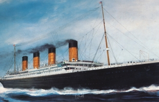 رواية قصة مجهولة عن تيتانيك.. إليك ما حصل لـ6 صينيين كانوا على متن السفينة - فيديو