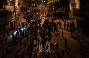 """اخترقت اغلاق """"كورونا"""".. مسيرات في غزة تضامناً مع القدس"""