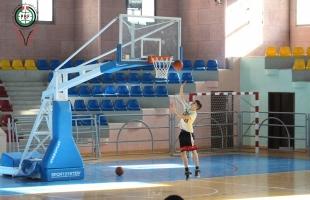 """الاتحاد الفلسطيني لكرة السلة يختتم مسابقات """"تحدي المهارات """" في جميع المحافظات  - صور"""