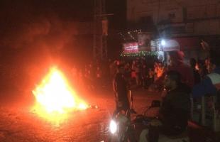 مسيرات حاشدة تجوب مناطق في قطاع غزة دعما لهبة القدس - صور
