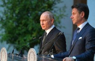 روما: قرار روسيا طرد دبلوماسي ايطالي غير صائب