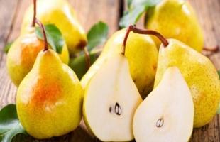 5 فوائد صحية لتناول الكمثرى