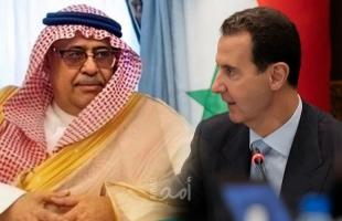 الغارديان تكشف تفاصيل زيارة رئيس المخابرات سعودي الى سوريا