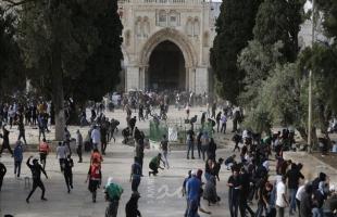 شرطة الاحتلال تقرّ رسمياً بأن مسيرة المستوطنين ستمر من باب العامود دون أي تغيير