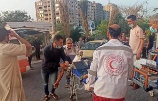 محدث - الصحة  تعلن استشهاد 21 مواطناً  بينهم أطفال جراء قصف طائرات جيش الاحتلال على قطاع غزة