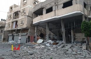 تقدير أولي: 73 مليون دولار خسائر العدوان الإسرائيلي على غزة