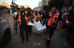 الصحة بغزة: 126 شهيداً و950 إصابة حصيلة العدوان الإسرائيلي على قطاع غزة