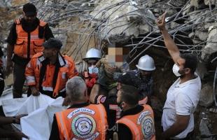 الصحة الفلسطينية: 26 شهيدًا في الضفة وقطاع غزة منذ صباح الجمعة