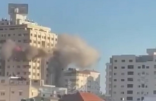 الضمير لحقوق الإنسان تدين وتستنكر استهداف قوات الاحتلال للأبراج السكنية والتي كان آخرها برج الجلاء بمدينة غزة.
