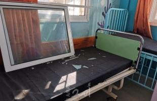 الكيلة تدين استهداف جيش الاحتلال محيط مستشفى بيت حانون شمال غزة