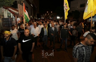 قلقيلية: وقفة ومسيرة إحياء لذكرى النكبة 73 ورفضا لاعتداءات الاحتلال على شعبنا