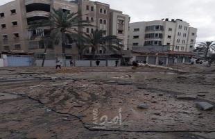 مرور غزة تصدر تنويهًا مهمًا للمواطنين حول أعمال تعبيد لشارع الوحدة