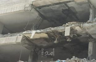 غزة: إعلان لأصحاب المنازل المتضررة جراء العدوان الإسرائيلي الأخير