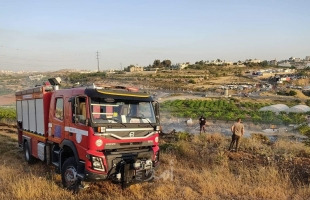 الدفاع المدني في الضفة: طواقمنا تعلمت مع (64) حادث خلال ال24 ساعة