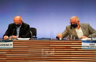 وزراء خارجية الاتحاد الأوروبي يتشاورون في لشبونة بشأن الشرق الأوسط وبيلاروس وإفريقيا