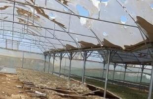 زراعة غزة تُصدر تقريرها لأضرار وخسائر القطاع الزراعي