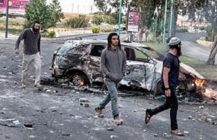 يورونيوز: أسئلةٌ عن مصير التعايش بين اليهود والفلسطينيين...اللد نموذجا