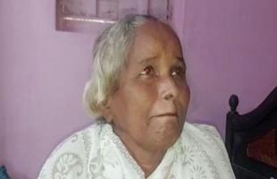 رجل هندى يعود بعد جنازة زوجته ليجدها فى المنزل