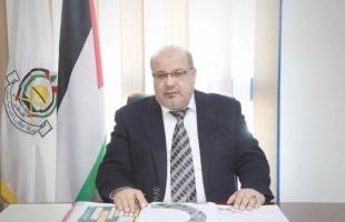 رئيس حكومة حماس في غزة يتسلم مهام عمله