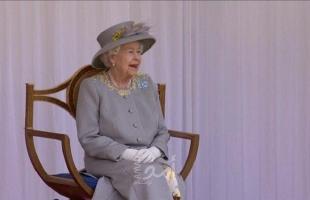 ملكة بريطانيا إليزابيث الثانية تحتفل بعيد ميلادها الـ(95)
