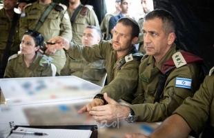 صحيفة عبرية: كوخافي يطلب تقليص حالات إطلاق النار في الضفة الغربية