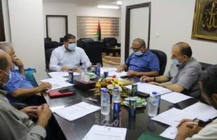مركز شباب الأمة يشارك في اجتماع صندوق دعم الشباب الفلسطيني