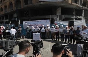 بلدية غزة ومنتدى الإعلاميين يدشنان ميدان الصحافة بغزة