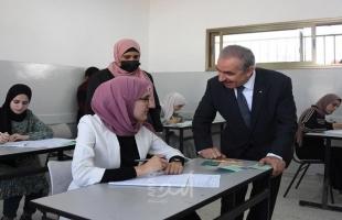 """الخضور يكتشف تفاصيل سير عملية """"تصحيح اختبارات"""" الثانوية العامة بفلسطين"""
