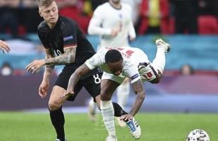 كأس أوروبا: إنجلترا تقصي ألمانيا بهدفي سترلينغ وكاين وتبلغ ربع النهائي