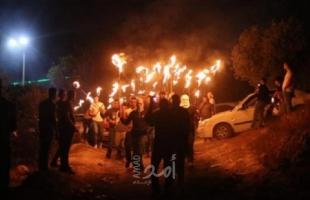 الهلال الأحمر: 294 إصابة بمواجهات مع الاحتلال في بيتا وأوصرين جنوب نابلس