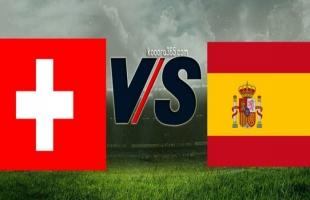 بعد لقاء مثير ..  إسبانيا أول المتأهلين لنصف نهائى يورو 2020 على حساب سويسرا