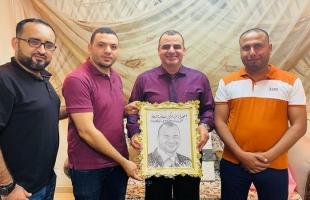 شباب الأمة يهنئ رئيس بلدية خان يونس بمناسبة حصوله على درجة الدكتوراة