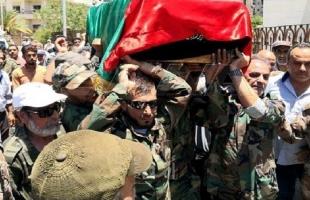 دمشق: تشييع جثمان القائد الفلسطيني أحمد جبريل -صور